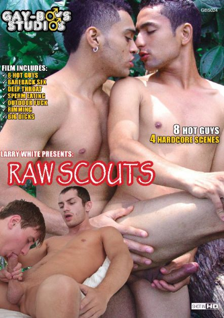 Raw Scouts Dvd Cover