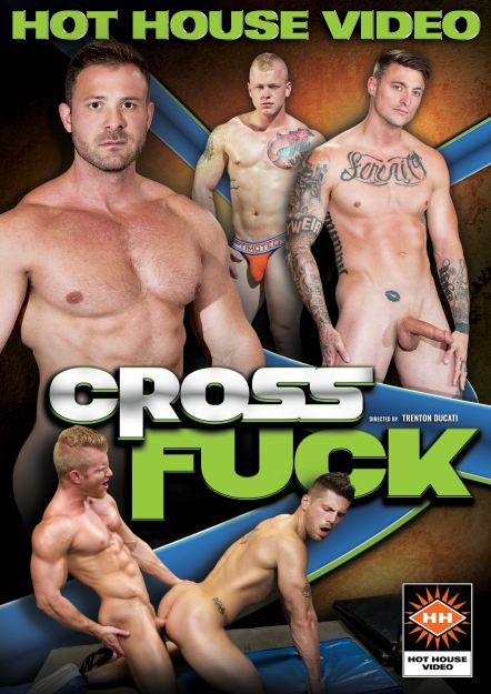 Cross Fuck Dvd Cover