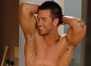 gay muscle porn clip: The Simple Things In Life - Rod Daily, on hotmusclefucker.com