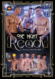One Night at the Ready DVD Cover
