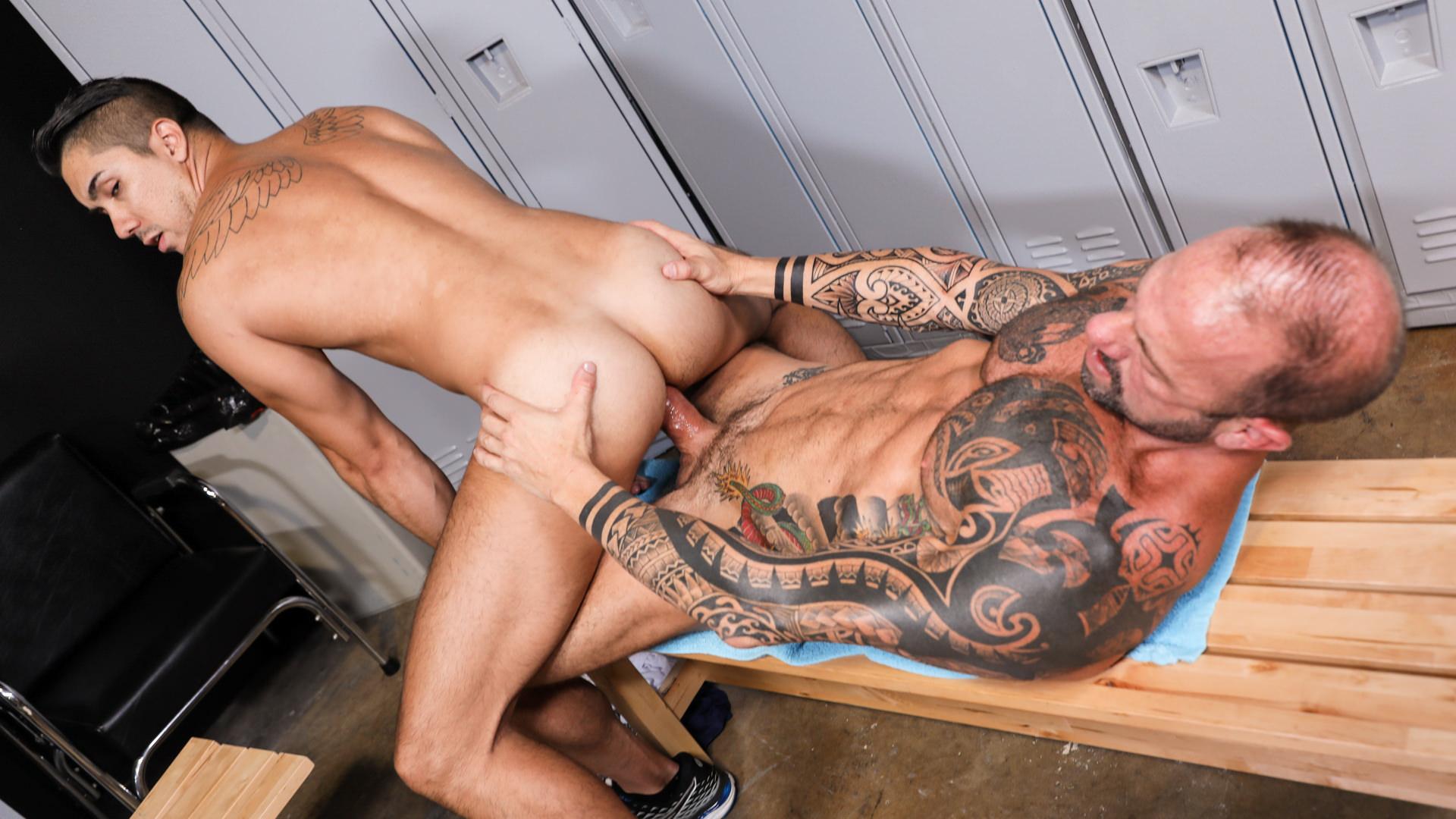 Big Tatts & Big Cock