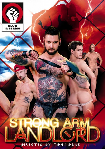Strong Arm Landlord Dvd Cover