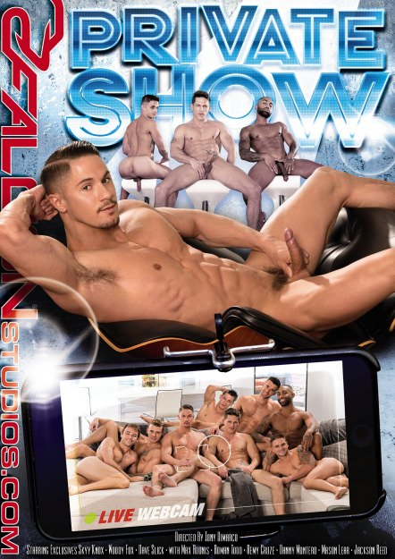 Private Show Dvd Cover