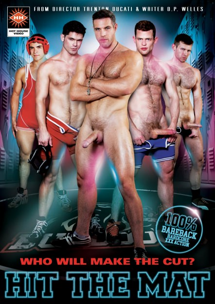 Hit The Mat Dvd Cover