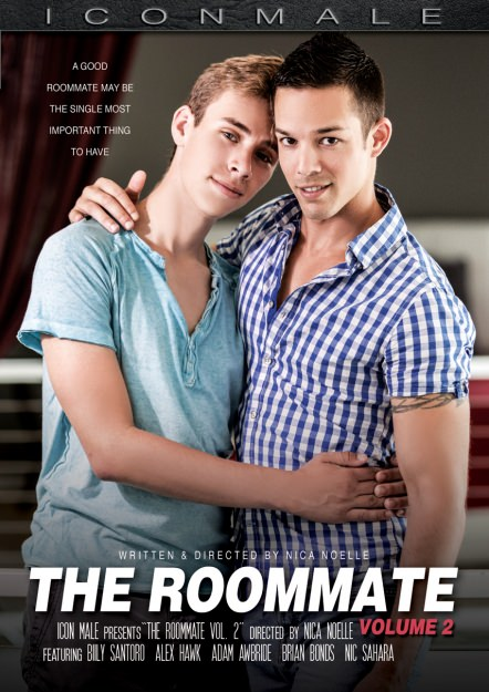 The Roommate #02 Dvd Cover