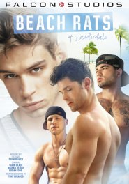Beach Rats of Lauderdale DVD Cover