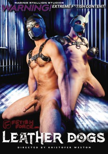 gay muscle porn movie Leather Dogs | hotmusclefucker.com
