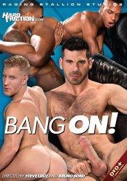 Bang On! DVD Cover