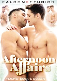 Afternoon Affairs DVD Cover