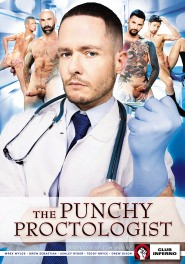 gay muscle porn movie The Punchy Proctologist | hotmusclefucker.com