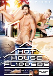 Hot House Flippers DVD Cover