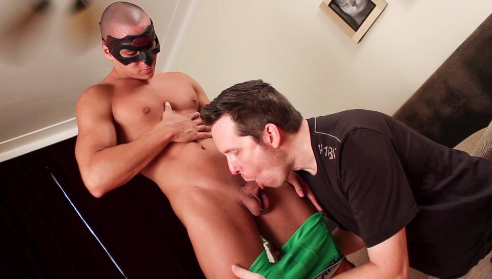 Blowing Carlos Raw