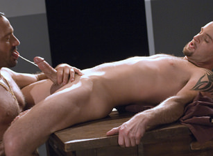 gay muscle porn clip: Justice - Shane Rollins & Ty Hudson, on hotmusclefucker.com