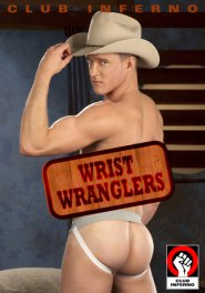 gay muscle porn movie Wrist Wranglers | hotmusclefucker.com