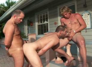 Wrestling Hunks #03, Scene #01