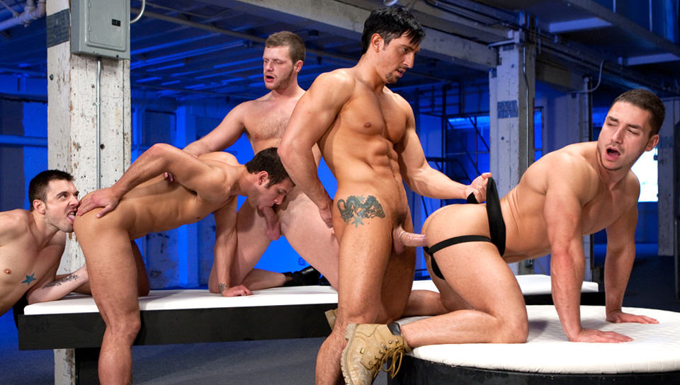 Pack Attack 6: Marc Dylan, Scene #03