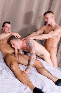 Alex James, Blake Effortley & Ryan Jordan Picture