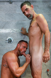 Nice Big Wet Cock Picture