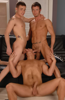 Marcus Mojo, Kevin Crows, Joey Hard Picture