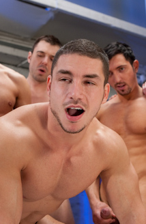 Brian Bonds, Jimmy Durano , Kris Anderson, Marc Dylan, Spencer Fox Picture