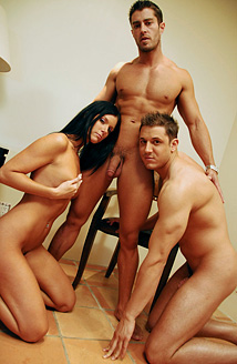 Cody, Dorian Grey & India Summer Picture