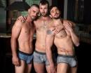 Dean Monroe, Joe Parker And CJ Parker - The 3 Way Kiss picture 8