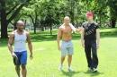 Deryk Reynolds, Jordano Santoro & Ryan Russell picture 5