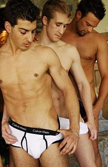 Mason Wyler, Jonny T. & Ricky M. Picture