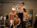 Hot Gym Orgy picture 2