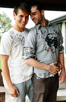 Taj Waters & Brandon Monroe Picture