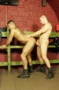 Skinhead Ass Play picture 1