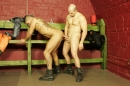 Skinhead Ass Play picture 7