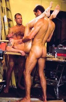 Blake Harper Gay porno