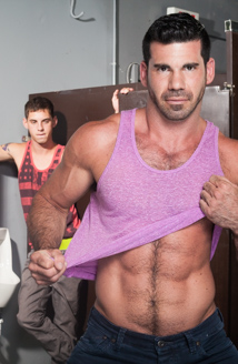 Billy Santoro & Sam Truitt Picture