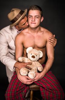 Ian Levine & Rodney Steele Picture