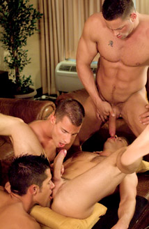 Best Men, Part 1 - The Bachelor Party - Photo Set 02 Picture