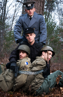 Ty Roderick, Sam Truitt, Trent Ferris & Alexander Gustavo Picture