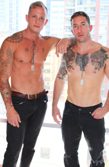Zack Matthews & Brad Powers Picture