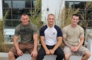 Chase, Craig Cameron & Quentin Gainz picture 1