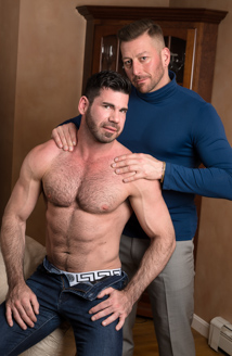 Billy Santoro & Hugh Hunter Picture