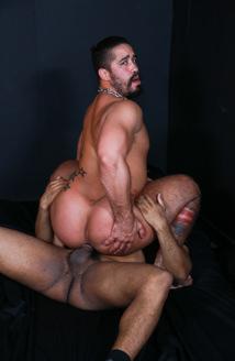 Trey Turner gay sex